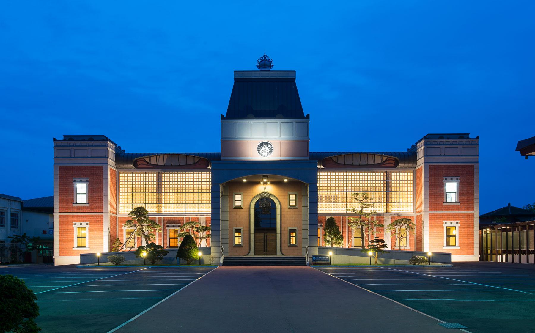 本願寺函館別院